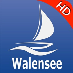 Walen lakes GPS nautical charts pro