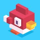 Crossy Tiny Bird Tappy - Sky Surfers Jumping icon