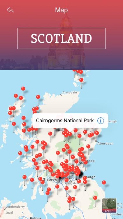 Scotland Tourist Guide screenshot-3