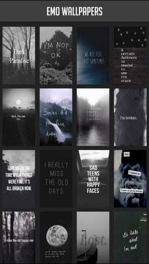 Emo Wallpapers On The App Store
