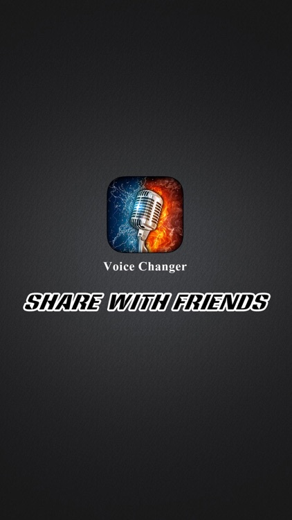 Voice Changer FREE - Sound Record.er & Audio Play.er with Fun.ny Effect.s screenshot-4