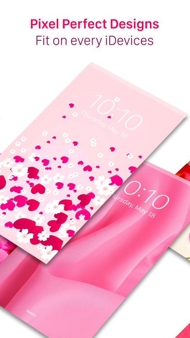 Pink Wallpapers & Backgrounds ™ Proのおすすめ画像2