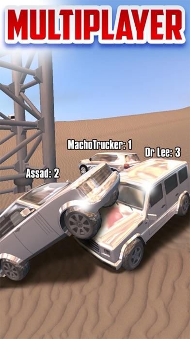 ドバイのドリフト砂漠のレーシング -トラック 運転  ゲーム  に  インクルー ド砂漠のおすすめ画像2