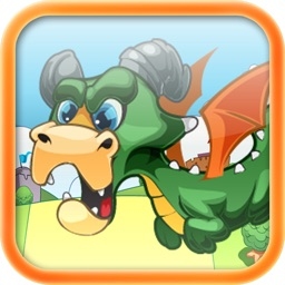 Flying Dragon HD - A High Velocity Lair Defense Game