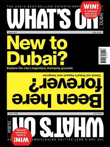 What's On Dubai - náhled