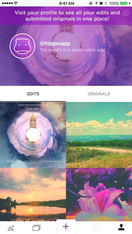 Hippo Pics screenshot-4