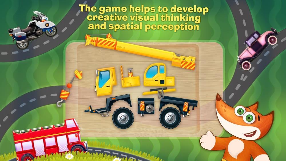 Tim the Fox – Puzzle – free preschool puzzle game Cheat Codes