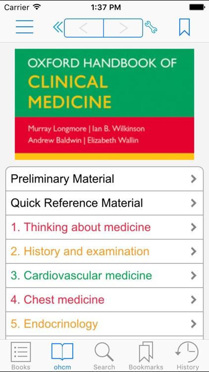 Oxford Handbook of Clinical Medicine,Ninth Edition