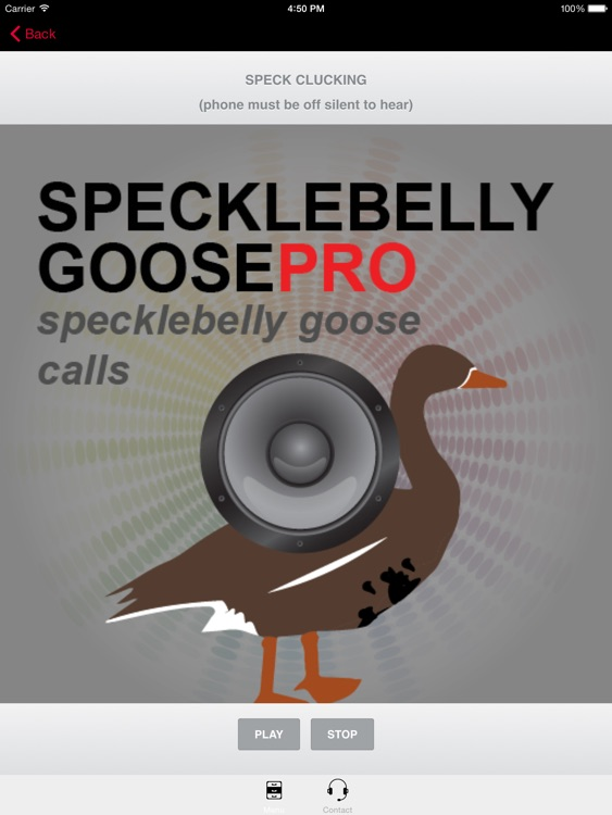 Specklebelly Goose Calls -Specklebelly eCaller