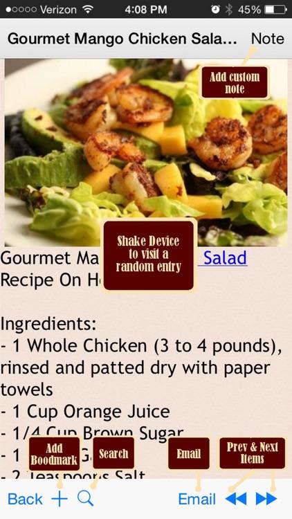 230 HCG Diet Recipes