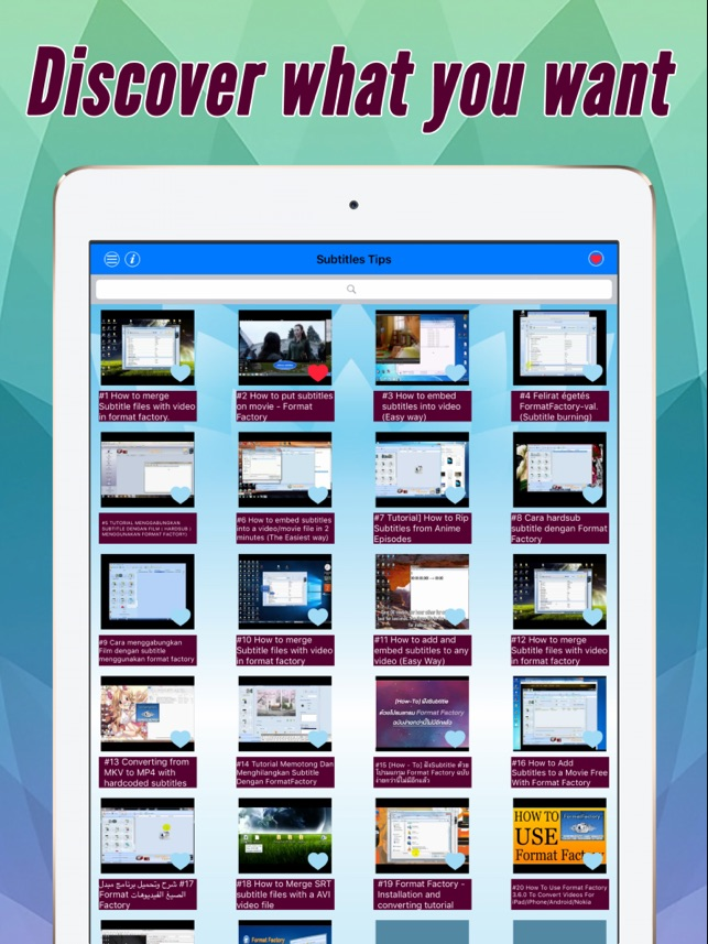Tips and tricks for format factory na app store ccuart Image collections
