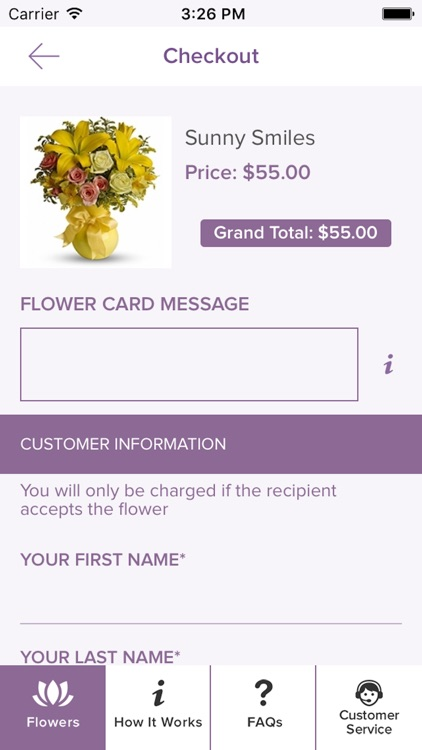 Social Flowers: Flower Delivery Without Address screenshot-3
