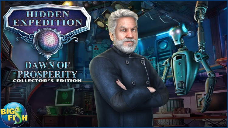 Hidden Expedition: Dawn of Prosperity - A Mystery Hidden Object Game (Full) screenshot-4