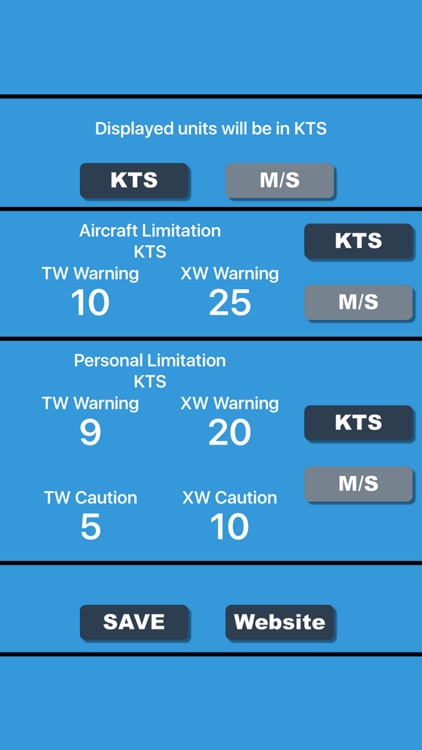 Runway Wind Calculator screenshot-1
