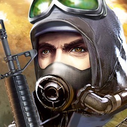 Commando Shooter : Frontline - free fps shooting game