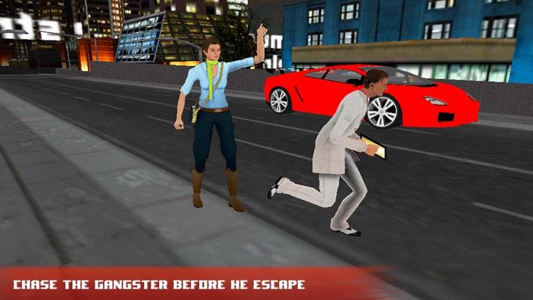 Street Gangsters Super Chase : stop criminals from stealing things from you and people