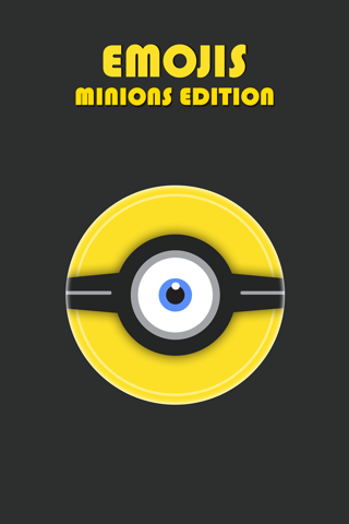 Emojis – Minions Edition screenshot 1