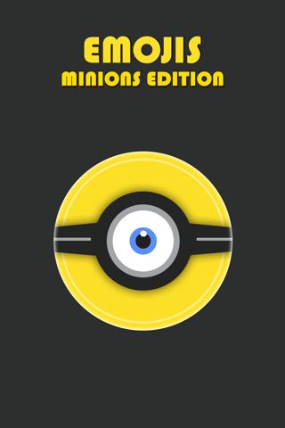 Emojis – Minions Edition screenshot 1