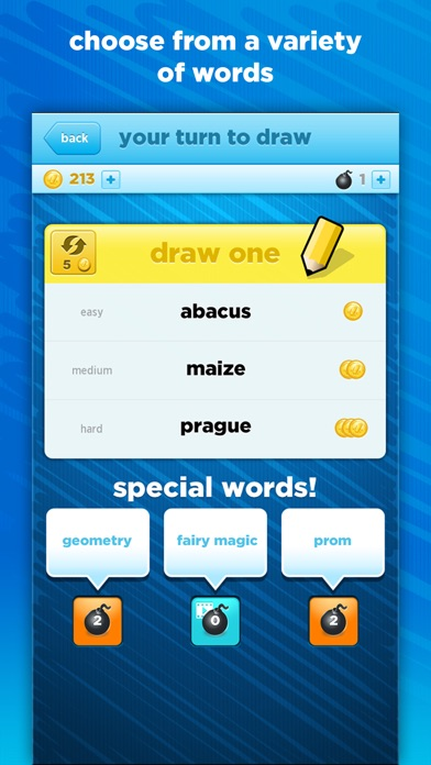 Draw Something Classic screenshot
