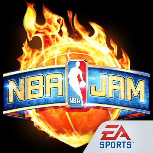 NBA JAM by EA SPORTS™ application logo