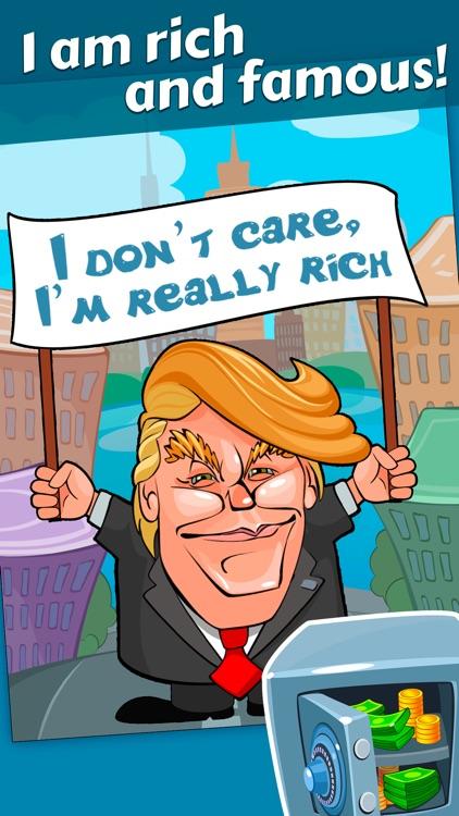Rich Donald Trump Clicker Free screenshot-4