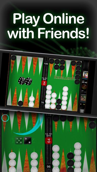 Backgammon Ace – Multiplayer Board Game & Dice screenshot three