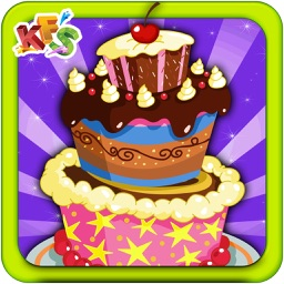 Ice Cream Cake Bakery – Crazy cooking & chef story game for star cooks