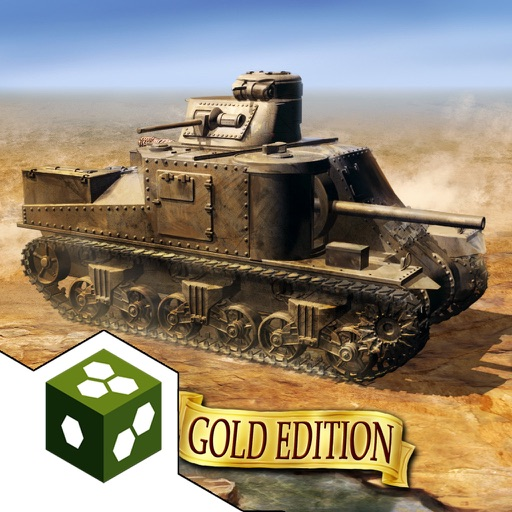 Tank Battle: North Africa Gold