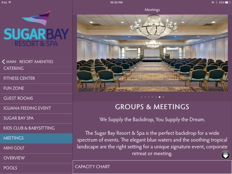 Sugar Bay Resort and Spa screenshot-3