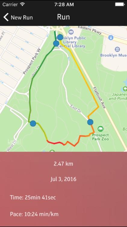 Daily Run - GPS Running, Walking, Cycling Tracker