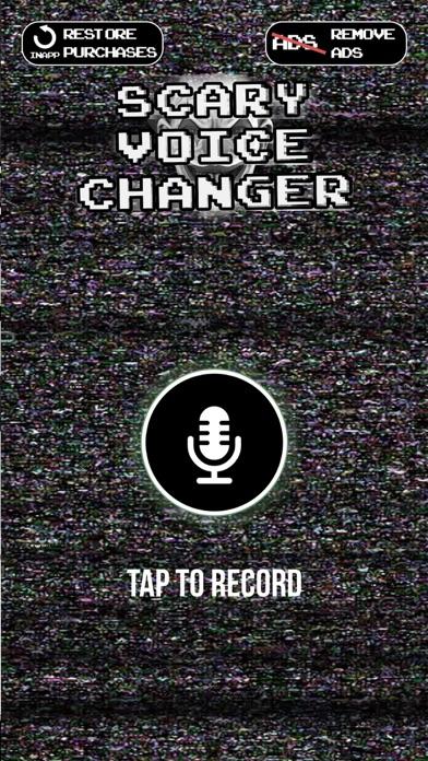 怖い 音声 チェンジャー 着信音 クリエーター - 最高 ホラー 修飾子 音 とともに 特別 効果のおすすめ画像4