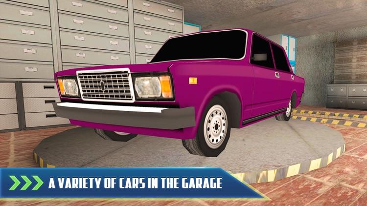 Parking Car Simulator XXX