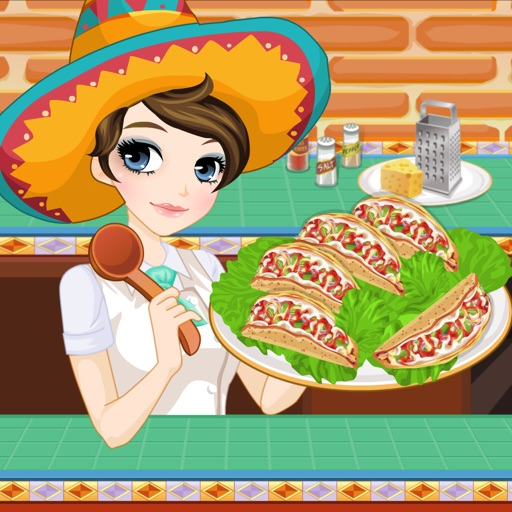 Tessa's Taco's – learn how to bake your taco's in this cooking game for kids iOS App