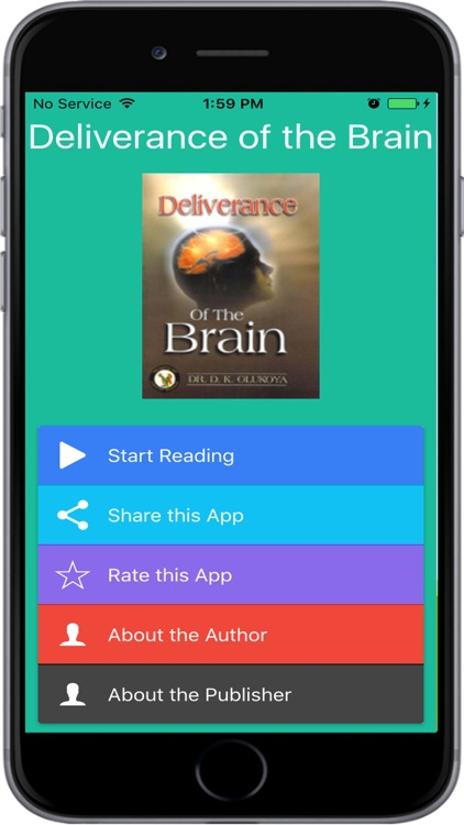 Deliverance of the Brain screenshot-1