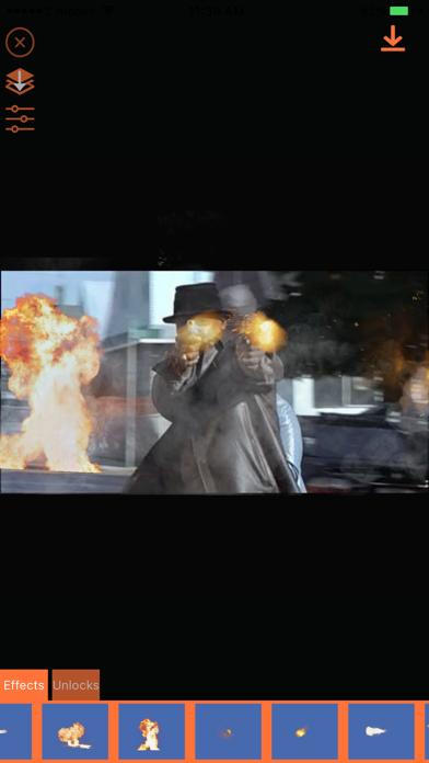 Effects Cam - Visual Effectsのおすすめ画像1