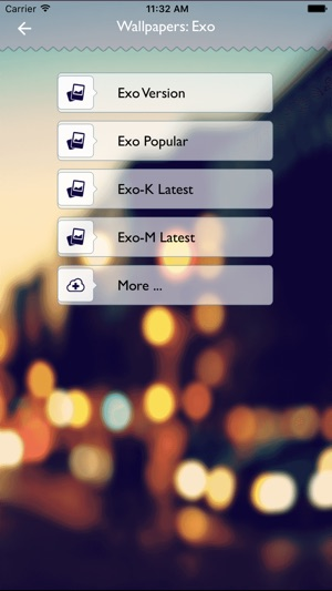 Wallpapers Exo Version On The App Store