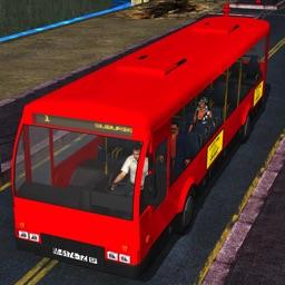 Bus Driving School at Deadly Road of Bones HD