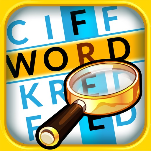 Word Search Go Finder Pro - Crossword Vocabulary Brain Quiz Puzzles For Kids