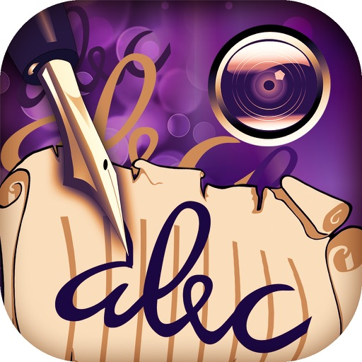 Write on Pics Free Photo Studio Editor – Add Text and Caption.s over your Favorite Picture.s