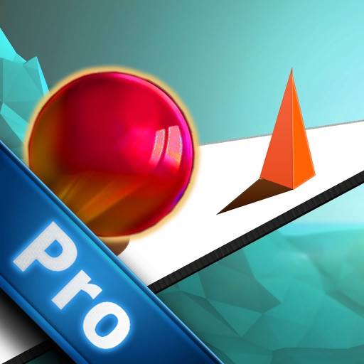 Jump Ball Chasing PRO - A Meltdown Geometry Escape icon