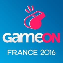 GameON - UEFA EURO - France 2016 edition