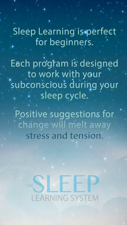 Positive Thinking Motivation Bundle Hypnosis and Meditation from The Sleep Learning System screenshot-3