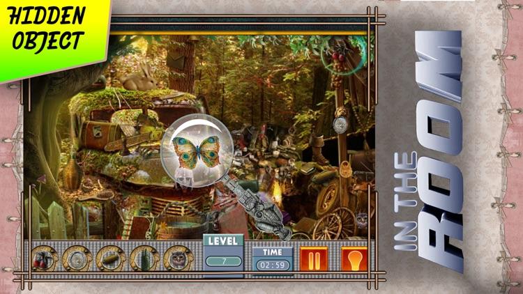 Dark Room : Special Hidden Objects Game screenshot-3