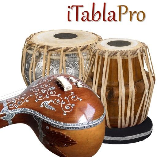 iTablaPro - Tabla Tanpura Player app logo