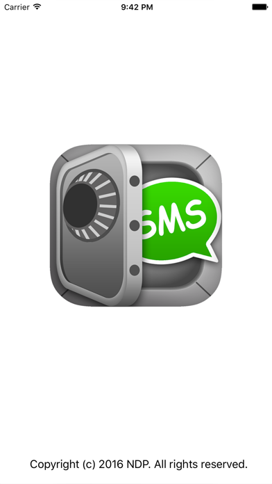 Sms Export review screenshots