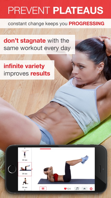 7 Minute Workout - Beginner to Advanced High Intensity Interval Training (HIIT) screenshot-4