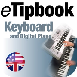 eTipbook Keyboard and Digital Piano