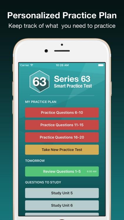 Series 63 Smart Practice Test Prep Premium - FINRA Uniform Securities Agent State Law Exam Preparation