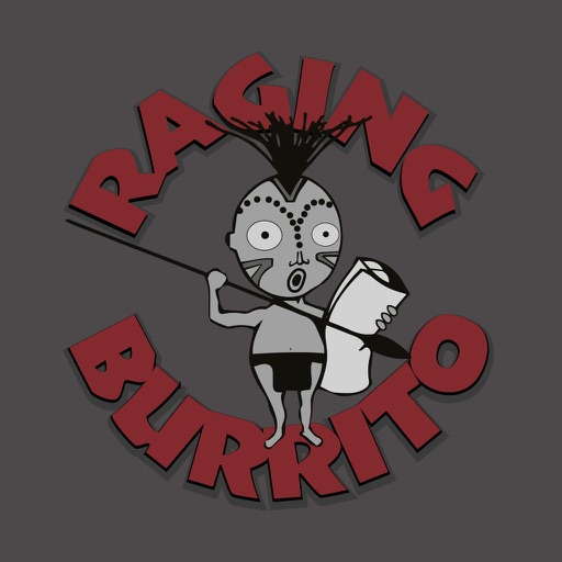 Raging Burrito & Taco icon