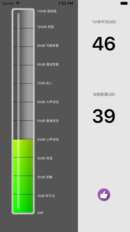Decibel - Accurate dB Meter